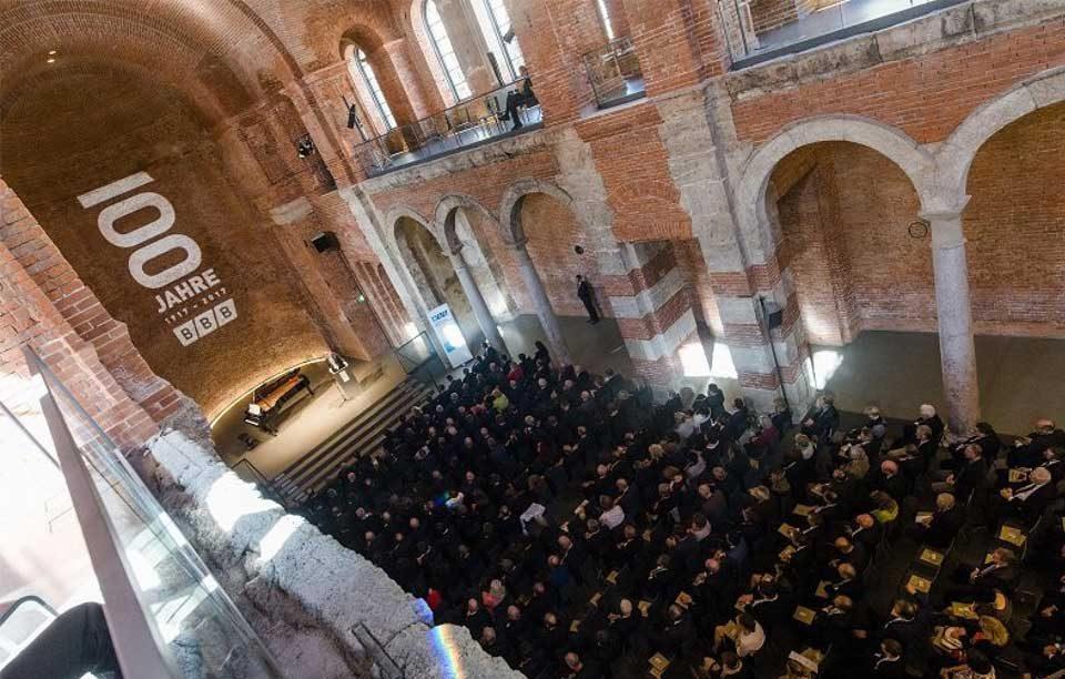 Festakt zum 100-jährigen Bestehen des Bayerischen Beamtenbundes