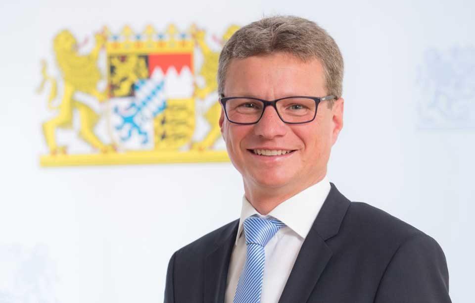 Der neue Kultusminister Sibler zu Besuch beim BBB