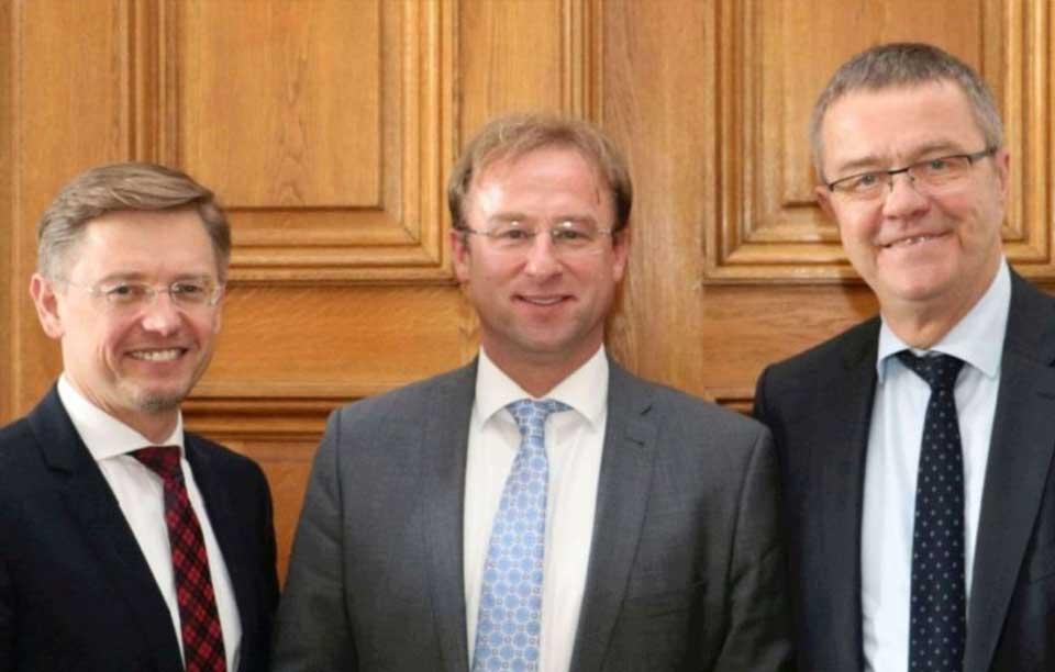 Wechsel an der Spitze des Landtagsausschusses öffentlicher Dienst