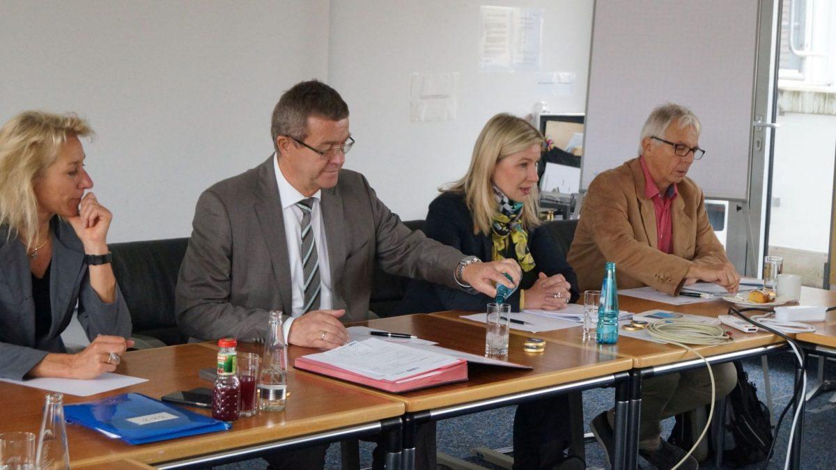 Ministerialdirigentin Dr Nicole Lang Beim Bbb Hauptvorstand Bayerischer Beamtenbund E V